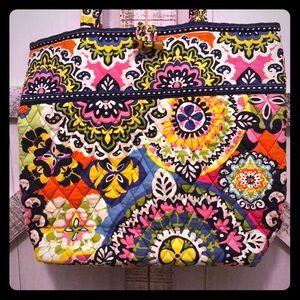 Vera Bradley Tote Hand Bag